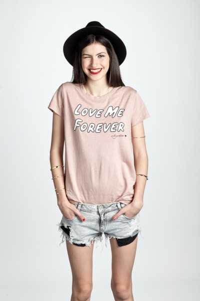 Love me forever in Pink / ANTES 19,95€